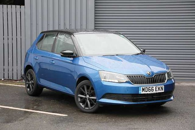 SKODA Fabia 1.2 TSI (90ps) Colour Edition (s/s) HB